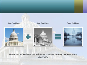 US Capitol Building PowerPoint Template - Slide 22