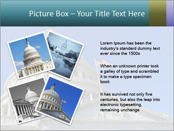 US Capitol Building PowerPoint Template - Slide 23