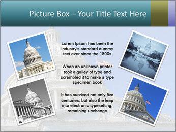 US Capitol Building PowerPoint Template - Slide 24