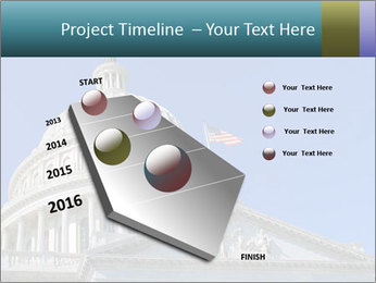 US Capitol Building PowerPoint Template - Slide 26