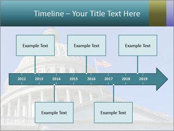 US Capitol Building PowerPoint Template - Slide 28