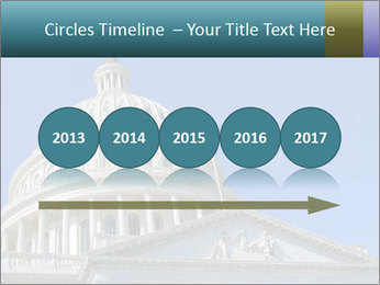US Capitol Building PowerPoint Template - Slide 29