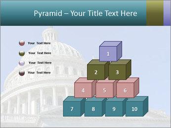 US Capitol Building PowerPoint Template - Slide 31