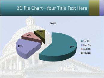 US Capitol Building PowerPoint Template - Slide 35
