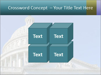 US Capitol Building PowerPoint Template - Slide 39