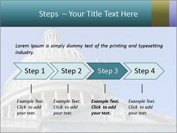 US Capitol Building PowerPoint Template - Slide 4