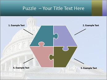 US Capitol Building PowerPoint Template - Slide 40