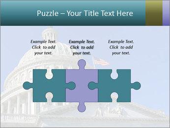 US Capitol Building PowerPoint Template - Slide 42