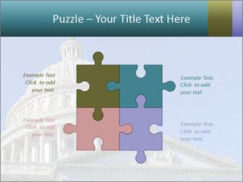 US Capitol Building PowerPoint Template - Slide 43
