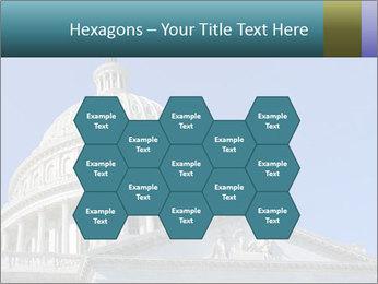 US Capitol Building PowerPoint Template - Slide 44