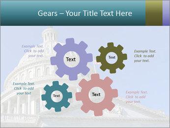 US Capitol Building PowerPoint Template - Slide 47