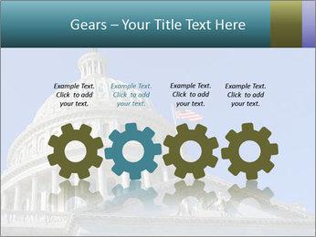 US Capitol Building PowerPoint Template - Slide 48