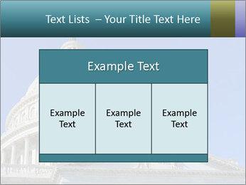 US Capitol Building PowerPoint Template - Slide 59