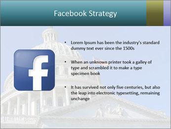 US Capitol Building PowerPoint Template - Slide 6