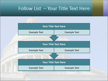 US Capitol Building PowerPoint Template - Slide 60