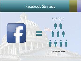 US Capitol Building PowerPoint Template - Slide 7