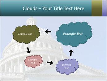 US Capitol Building PowerPoint Template - Slide 72