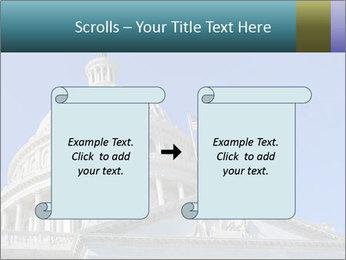 US Capitol Building PowerPoint Template - Slide 74