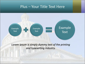 US Capitol Building PowerPoint Template - Slide 75