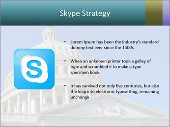 US Capitol Building PowerPoint Template - Slide 8
