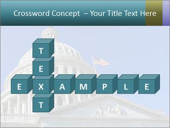 US Capitol Building PowerPoint Template - Slide 82