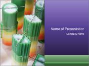 Decorative candle PowerPoint Templates