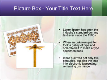 Decorative candle PowerPoint Template - Slide 20