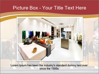 Boutique window PowerPoint Template - Slide 16