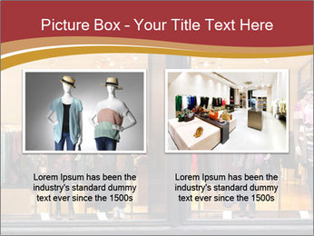 Boutique window PowerPoint Template - Slide 18