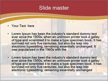 Boutique window PowerPoint Template - Slide 2
