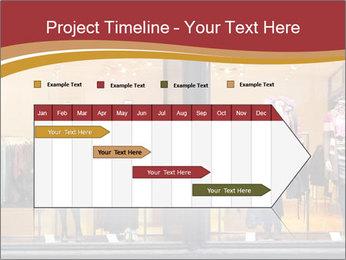Boutique window PowerPoint Template - Slide 25