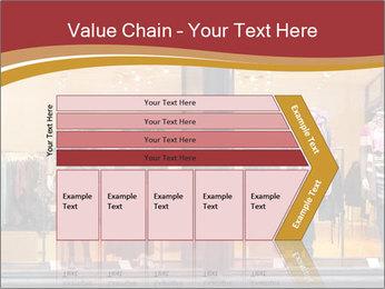 Boutique window PowerPoint Template - Slide 27