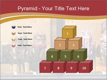 Boutique window PowerPoint Template - Slide 31