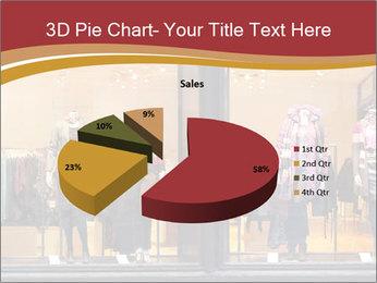 Boutique window PowerPoint Template - Slide 35