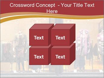 Boutique window PowerPoint Template - Slide 39