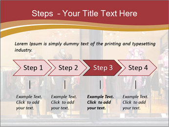 Boutique window PowerPoint Template - Slide 4