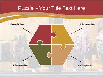 Boutique window PowerPoint Template - Slide 40