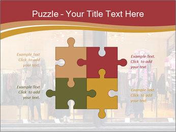 Boutique window PowerPoint Template - Slide 43