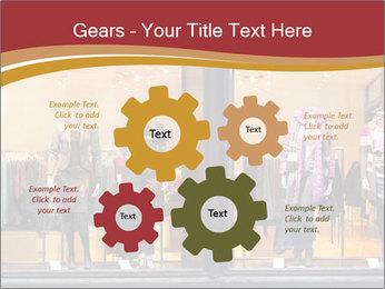 Boutique window PowerPoint Template - Slide 47