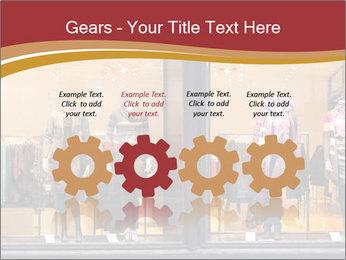 Boutique window PowerPoint Template - Slide 48