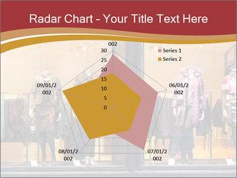 Boutique window PowerPoint Template - Slide 51