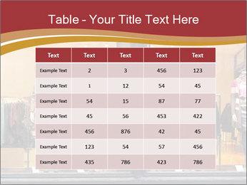 Boutique window PowerPoint Template - Slide 55