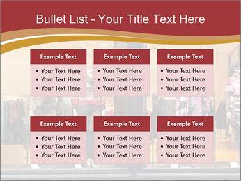 Boutique window PowerPoint Template - Slide 56