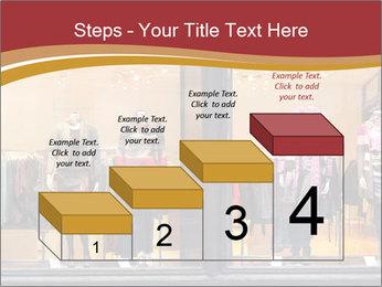 Boutique window PowerPoint Template - Slide 64