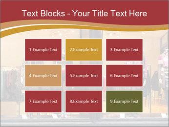 Boutique window PowerPoint Template - Slide 68