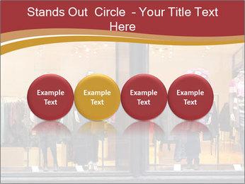 Boutique window PowerPoint Template - Slide 76