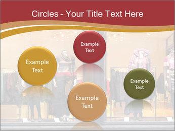 Boutique window PowerPoint Template - Slide 77