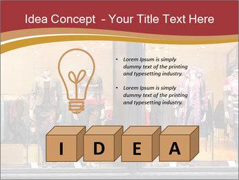 Boutique window PowerPoint Template - Slide 80