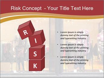 Boutique window PowerPoint Template - Slide 81