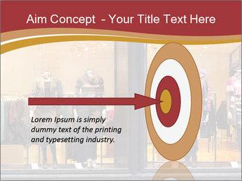 Boutique window PowerPoint Template - Slide 83